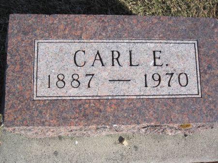 NAIL, CARL E. - Hamilton County, Iowa | CARL E. NAIL