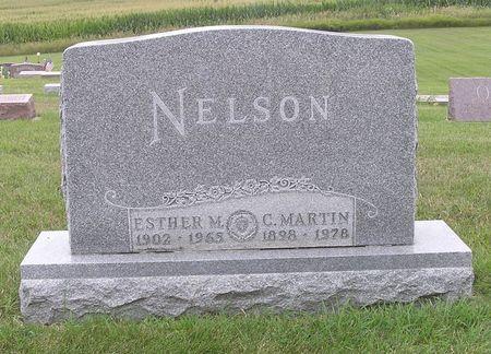 NELSON, ESTHER M. - Hamilton County, Iowa | ESTHER M. NELSON