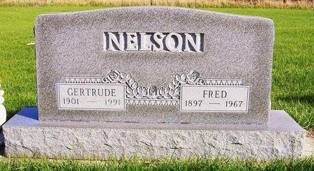 NELSON, FRED - Hamilton County, Iowa   FRED NELSON