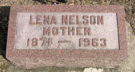 NELSON, LENA - Hamilton County, Iowa | LENA NELSON