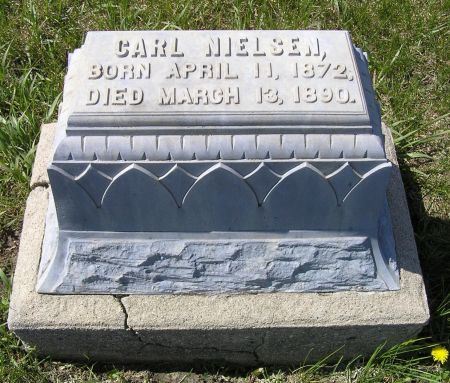 NIELSEN, CARL - Hamilton County, Iowa | CARL NIELSEN
