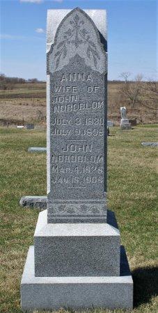 NORDBLOM, ANNA - Hamilton County, Iowa | ANNA NORDBLOM