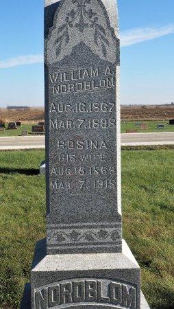 NORDBLOM, ROSINA - Hamilton County, Iowa | ROSINA NORDBLOM