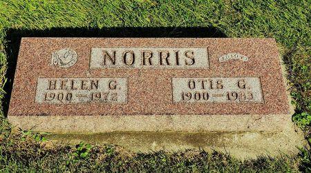 NORRIS, OTIS G. - Hamilton County, Iowa   OTIS G. NORRIS