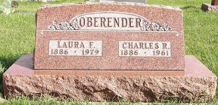 OBERENDER, LAURA F. - Hamilton County, Iowa   LAURA F. OBERENDER