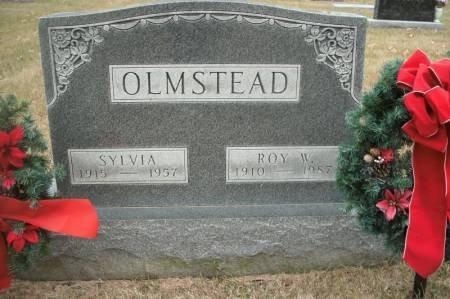 KENNEDY OLMSTEAD, SYLVIA - Hamilton County, Iowa   SYLVIA KENNEDY OLMSTEAD