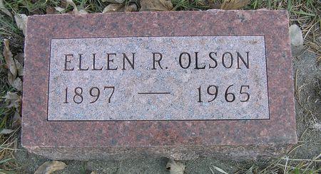 OLSON, ELLEN R. - Hamilton County, Iowa   ELLEN R. OLSON