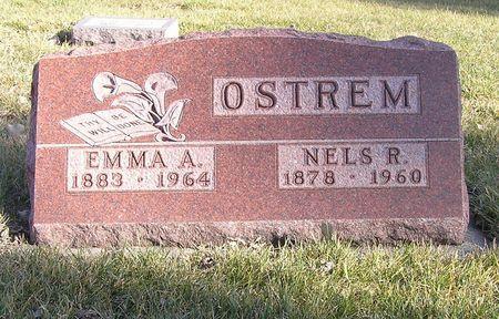 OSTREM, NELS R. - Hamilton County, Iowa | NELS R. OSTREM