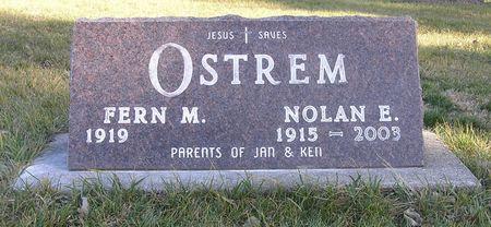 OSTREM, NOLAN E. - Hamilton County, Iowa | NOLAN E. OSTREM
