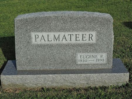 PALMATEER, EUGENE R. - Hamilton County, Iowa   EUGENE R. PALMATEER