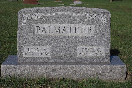 PALMATEER, LOYAL V. - Hamilton County, Iowa | LOYAL V. PALMATEER