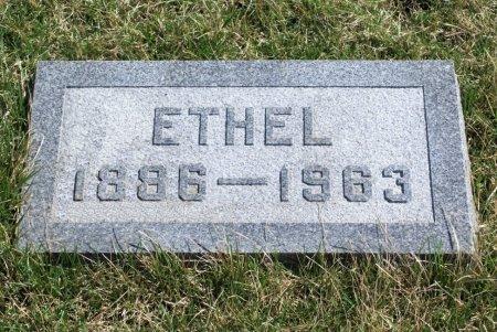 HOUGHTON PALMER, ETHEL - Hamilton County, Iowa | ETHEL HOUGHTON PALMER