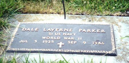 PARKER, DALE LAVERNE - Hamilton County, Iowa | DALE LAVERNE PARKER