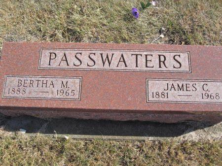 PASSWATERS, JAMES C. - Hamilton County, Iowa | JAMES C. PASSWATERS
