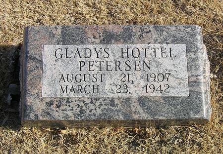PETERSEN, GLADYS - Hamilton County, Iowa   GLADYS PETERSEN