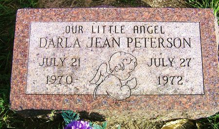 PETERSON, DARLA JEAN - Hamilton County, Iowa | DARLA JEAN PETERSON