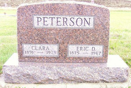 PETERSON, ERIC D. - Hamilton County, Iowa | ERIC D. PETERSON