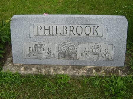 CORNETT PHILBROOK, EUNICE - Hamilton County, Iowa | EUNICE CORNETT PHILBROOK