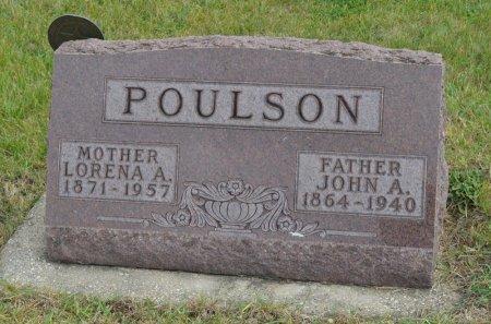 FERLEN POULSON, LORENA A. - Hamilton County, Iowa   LORENA A. FERLEN POULSON