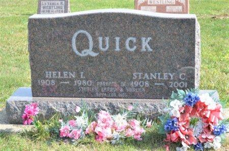 QUICK, STANLEY C. - Hamilton County, Iowa | STANLEY C. QUICK