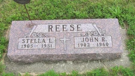 REESE, JOHN R. - Hamilton County, Iowa | JOHN R. REESE