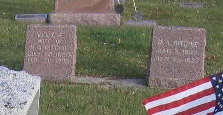 RITCHIE, VIOLA E. - Hamilton County, Iowa | VIOLA E. RITCHIE