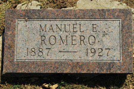 ROMERO, MANUEL E. - Hamilton County, Iowa | MANUEL E. ROMERO