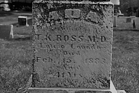 ROSS, ADA - Hamilton County, Iowa   ADA ROSS