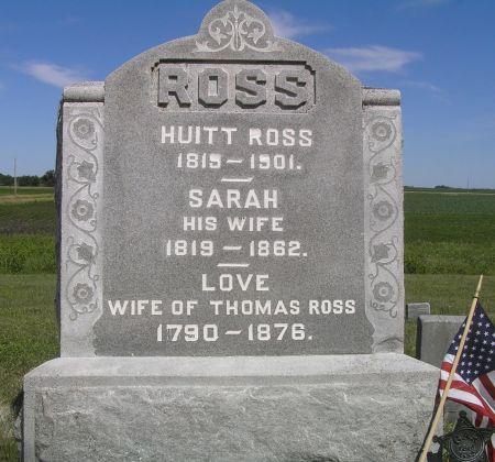 ROSS, LOVE - Hamilton County, Iowa | LOVE ROSS