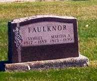 FAULKNOR, SAMUEL - Hamilton County, Iowa   SAMUEL FAULKNOR