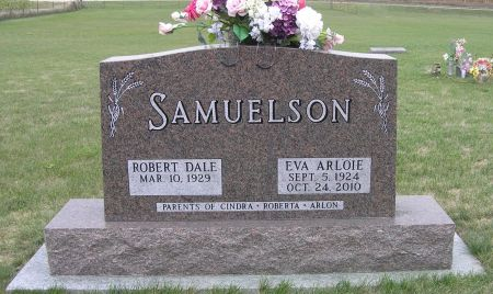 BOTTORFF SAMUELSON, EVA ARLOIE - Hamilton County, Iowa | EVA ARLOIE BOTTORFF SAMUELSON