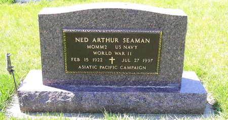 SEAMAN, NED ARTHUR - Hamilton County, Iowa | NED ARTHUR SEAMAN
