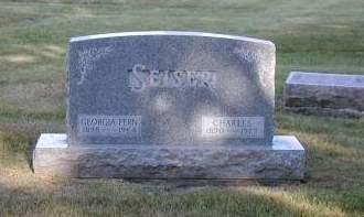 SEISER, CHARLES - Hamilton County, Iowa   CHARLES SEISER