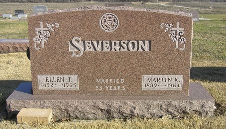 SEVERSON, MARTIN K. - Hamilton County, Iowa | MARTIN K. SEVERSON