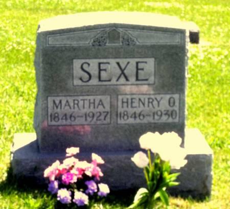 SEXE, HENRY O. - Hamilton County, Iowa | HENRY O. SEXE