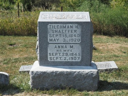 FERLEN SHAEFFER, ANNA M. - Hamilton County, Iowa | ANNA M. FERLEN SHAEFFER