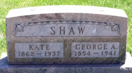 SHAW, KATE - Hamilton County, Iowa | KATE SHAW