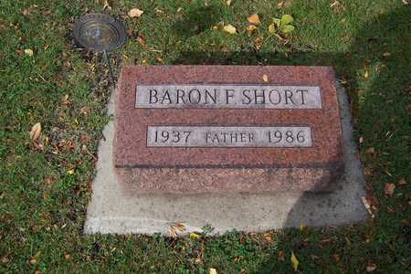 SHORT, BARON - Hamilton County, Iowa | BARON SHORT