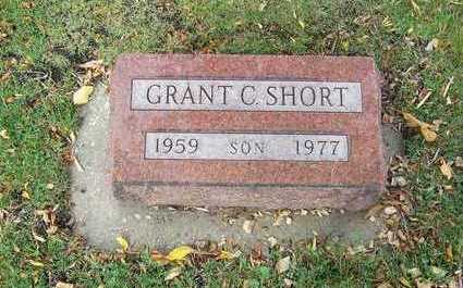 SHORT, GRANT - Hamilton County, Iowa | GRANT SHORT