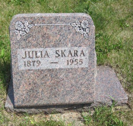 SKARA, JULIA - Hamilton County, Iowa | JULIA SKARA