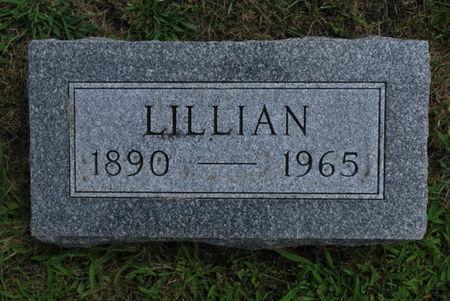 SMALLEY, LILLIAN - Hamilton County, Iowa | LILLIAN SMALLEY