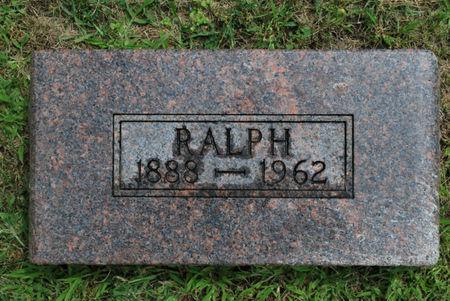 SMALLEY, RALPH - Hamilton County, Iowa   RALPH SMALLEY