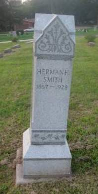 SMITH, HERMAN H. - Hamilton County, Iowa | HERMAN H. SMITH