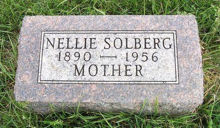 SOLBERG, NELLIE - Hamilton County, Iowa | NELLIE SOLBERG