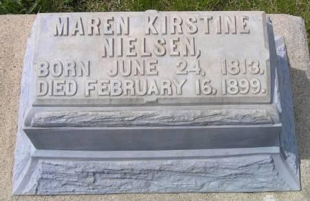 SORENSEN, MAREN KIRSTINE - Hamilton County, Iowa | MAREN KIRSTINE SORENSEN