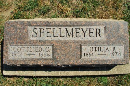 SPELLMEYER, GOTTLIEB C. - Hamilton County, Iowa | GOTTLIEB C. SPELLMEYER