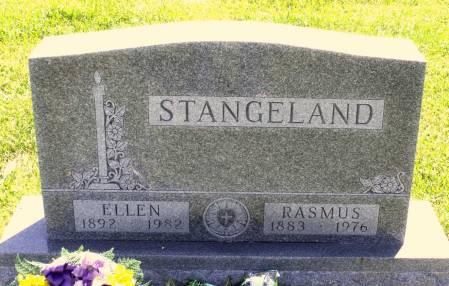 STANGELAND, RASMUS - Hamilton County, Iowa   RASMUS STANGELAND