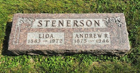 STENERSON, ANDREW R. - Hamilton County, Iowa | ANDREW R. STENERSON