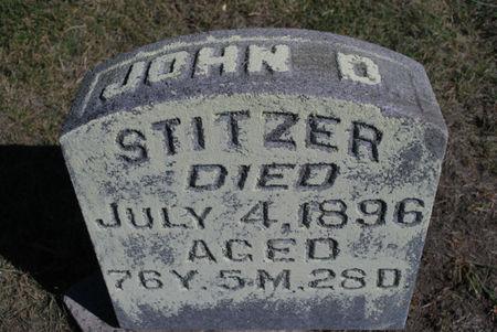 STITZER, JOHN D. - Hamilton County, Iowa   JOHN D. STITZER