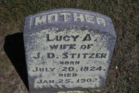 STITZER, LUCY A. - Hamilton County, Iowa | LUCY A. STITZER